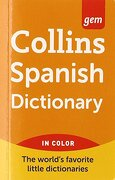 Collins Gem Spanish Dictionary - Harpercollins Publishers Ltd. (COR) - Harpercollins