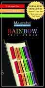 majestic rainbow bible tabs - na na - ellie claire