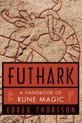 futhark,a handbook of rune magic - edred thorsson - red wheel/weiser