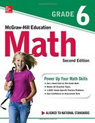 Mcgraw-Hill Education Math Grade 6, Second Edition (libro en inglés) - Mcgraw-Hill Education - Mcgraw Hill Book Co