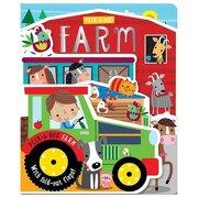 Peek-a-Boo Farm (Board Book)
