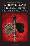 a study in scarlett and the sign of the four - arthur conan doyle,david stuart davies - wordsworth classics