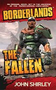 borderlands: the fallen - john shirley - gallery books