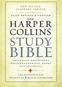 holy bible,the harpercollins study bible, new revised standard version: including the apocryphal/deuterocanonic - harold w. (edt) attridge - harpercollins