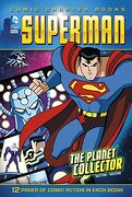 The Planet Collector (DC Comic Chapter Books)