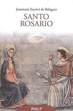 portada Santo Rosario (bolsillo, rústica)