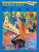 Alfred's Basic Piano Course Top Hits! Solo Book, Bk 5 (Alfred's Basic Piano Library)