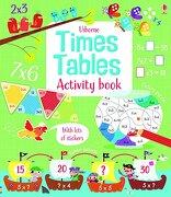 Times Tables Activity Book (Maths Activity Books) (libro en francés) - Rosie Dickins - Usborne Publishing Ltd