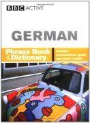 BBC German Phrase Book & Dictionary