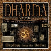 dharma deck,wisdom from the vedas - shawn (pht) laksmi - pgw