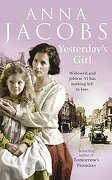yesterday ` s girl - jacobs anna - hodder & sto