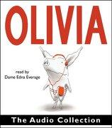 olivia,the audio collection - ian falconer - simon & schuster childrens