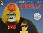 Gorilla (libro en Inglés) - Anthony Browne - Candlewick