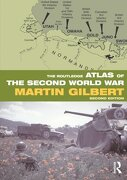 The Routledge Atlas of the Second World war (Routledge Historical Atlases) (libro en Inglés) - Martin Gilbert - Routledge