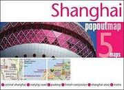 Shanghai Popout map (Popout Maps) (libro en Inglés) - Popout Maps - Popout Maps