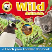 Peek-a-Boo: Wild Animals (Peekaboo Books)