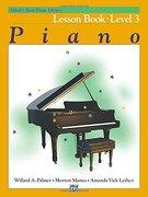 alfred´s basic piano library lesson book,level 3 - willard a. palmer - alfred pub co