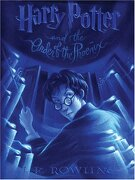 harry potter and the order of the phoenix - j. k. rowling - christian large print