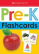 Flashcards - get Ready for Pre-K (Scholastic Early Learners) (libro en Inglés) - Scholastic; Scholastic Early Learners - Scholastic Inc.