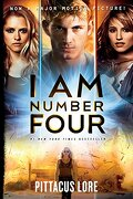 i am number four - pittacus lore - harpercollins childrens books