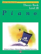 alfred´s basic piano,theory book level 1b: universal edition - willard a. palmer - alfred pub co