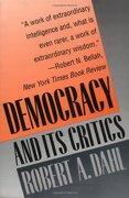 Democracy and Its Critics (libro en Inglés) - Robert A. Dahl - Yale University Press
