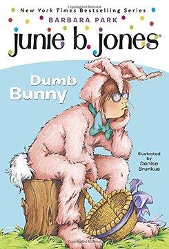 portada Junie b. First Grader. Dumb Bunny (Junie b. Jones) (libro en Inglés)