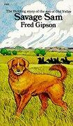 savage sam - fred gipson - harpercollins childrens books