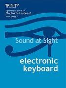 Sound at Sight Electronic Keyboard Initi (Sound at Sight Sample Sightrea)