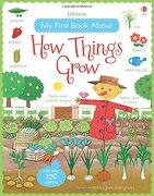 My First Book About how Things Grow (my First Books) [Paperback] [Jan 01, 1873] Brooks, f (libro en inglés) - Felicity Brooks - Usborne Publishing Ltd