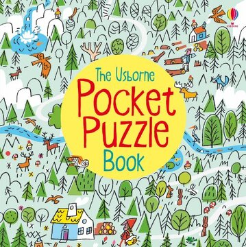 portada Pocket Puzzle Book (Activity and Puzzle Books)