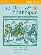 Jigs Reels & Hornpipes (New Edition) Violin Edition W/Cd 1 Or 2 Vln Gtr Ad Lib (Fiddler Collection)