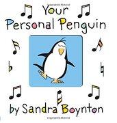 your personal penguin - sandra boynton - workman pub co