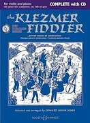 The Klezmer Fiddler: Complete (Book/CD) (Fiddler Collection) (English and German Edition)