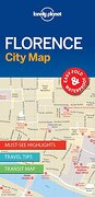 Lonely Planet Florence City Map (Travel Guide)