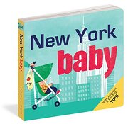 New York Baby: A Local Baby Book - Puck; Lemay, Violet - Duo Press LLC