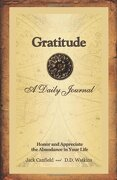 gratitude,a daily journal - jack canfield - hci