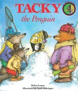 tacky the penguin - helen lester - houghton mifflin