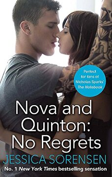 portada Nova and Quinton: No Regrets (Breaking Nova)