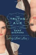 two truths and a lie - shepard sara - harper collins