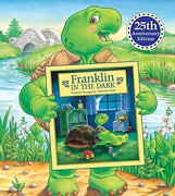 franklin in the dark,25th anniversary edition - paulette bourgeois - kids can pr