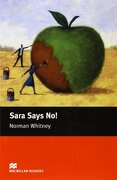Macmillan Reader Level 1 Sara Says no! Starter Reader (libro en inglés) - Norman Whitney - Macmillan Education