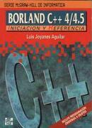 BORLAND C ++ 44.5 INICIACION Y REFERENCIA