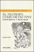El Filosofo Como Detective - Moro Abergo Mar - Dedalo / Bib