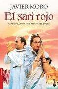 sari rojo el (booket) - moro javier - planeta