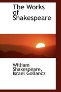works of shakespeare - israel gollancz,william shakespeare - bibliobazaar
