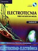 electrotecnia ciclos 08 - varios autores -