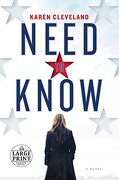 Need to Know: A Novel (Random House Large Print) (libro en Inglés) - Karen Cleveland - Random House (Large Print)