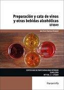 Preparación y cata de vinos y otras bebidas alcohólicas