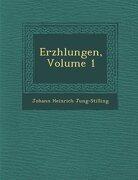 Erzhlungen, Volume 1